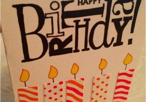 Coolest Birthday Cards 35 Beautiful Handmade Birthday Card Ideas