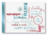 Corporate Birthday Card Design Corporate Birthday Cards My Birthday Pinterest Card