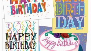 Corporate Birthday Cards In Bulk Birthday Card assorted Pack Set Of 36 Cards Envelopes