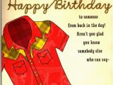 Country Music Birthday Cards Country Western Musical Birthday Greeting Card Barbara
