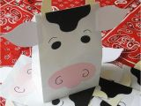 Cow Birthday Decorations 10 Best Images About 8 Cow Woman On Pinterest Goody Bags