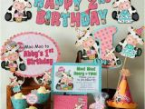 Cow Birthday Decorations Cow Birthday Party Package Cow Baby Shower Barnyard
