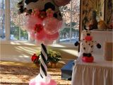 Cow Birthday Decorations Lauren 39 S Cow themed 1st Birthday Party Balloon Decor