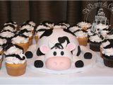 Cow Birthday Decorations Milk Mustache 1st Birthday Party Ph D Serts Cakes