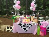Cow Decorations for Birthday Party Cowgirl Party Decorations and Centerpieces the Balloons