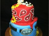 Cowboy Birthday Cake Decorations 1000 Images About Cowboy Cake On Pinterest Cowgirl