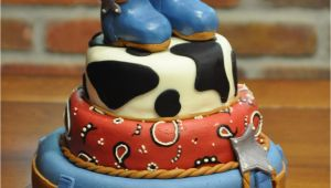 Cowboy Birthday Cake Decorations Cowboy Birthday Party Ideas events to Celebrate
