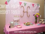 Cowgirl Decorations for Birthday Party Cowgirl Birthday Party Ideas Coffee Cups and Crayons