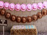 Cowgirl Decorations for Birthday Party Party Leah Kinley 39 S Pink Aqua Cowgirl Shindig See