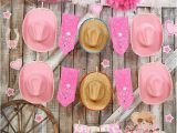 Cowgirl Decorations for Birthday Party Pink Cowgirl Birthday Party Birthday Express