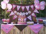 Cowgirl Decorations for Birthday Party southern Blue Celebrations Cowboy Cowgirl Parties