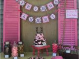 Cowgirl Decorations for Birthday Party Trends Incredible Cowgirl Parties Catch My Party