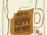 Craft Beer Birthday Card Cards Stationary Grassroots Fair Trade