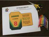 Crayon Birthday Invitations Custom Crayon Box Invitation Chica and Jo