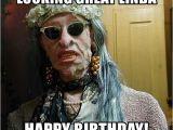 Crazy Lady Birthday Meme Looking Great Linda Happy Birthday Crazy Lady Meme