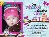 Create 1st Birthday Invitation Card for Free 1st Year Birthday Invitation Cards Best Party Ideas