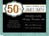Create 50th Birthday Invitations Free Birthday Invites How to Make 50th Birthday Invitation