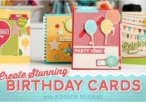 Create A Birthday Card Free Online Stunning Cards Class Craftsy