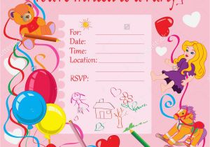 Create A Birthday Invitation For Free Make Your Own Party Invitations Printable