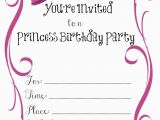 Create A Birthday Invitation Online for Free Design Birthday Invitations Free Printable Invitation