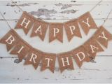Create A Happy Birthday Banner Pink Polka Dot Happy Birthday Banner Burlap Happy Birthday
