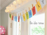 Create A Happy Birthday Banner Simple Happy Birthday Sign You Can Easily Make at Home