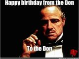 Create A Happy Birthday Meme Create Meme Quot Don Don the Godfather the Godfather