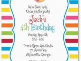 Create Birthday Invitation Video Create Own Party Invitation Free Templates Invitations