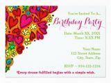 Create Birthday Invitation Video Create Your Own Birthday Party Invitation Zazzle