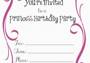 Create Birthday Invitations Online Free Printable Design Invitation