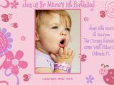 Create First Birthday Invitations Online Free 1st Birthday Invitations Templates Ideas Anouk Invitations