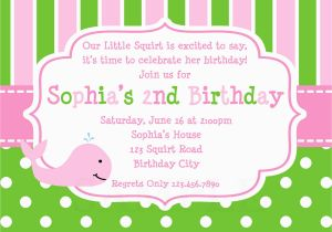 Create First Birthday Invitations Online Free 1st