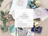 Create Free Birthday Cards Online to Print 6 Free Printable Greeting Cards Create the Cut