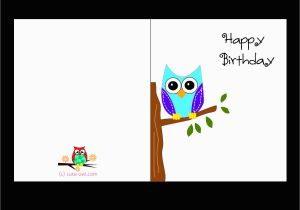 Create Free Birthday Cards Online To Print Card Template Cyberuse