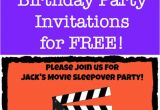 Creating A Birthday Invitation How to Create Birthday Party Invitations Using Picmonkey