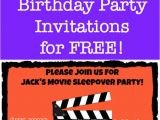 Creating A Birthday Invitation How to Create Birthday Party Invitations Using Picmonkey
