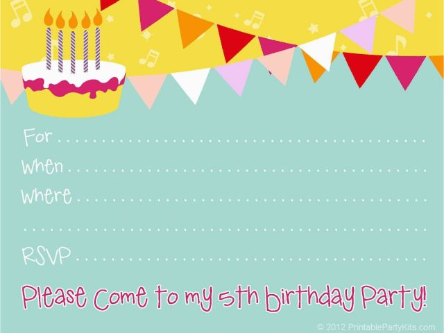 Download By SizeHandphone Tablet Desktop Original Size Back To Creating Birthday Invitations Online