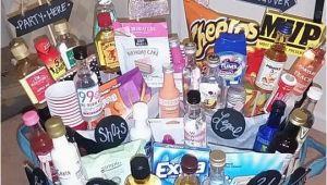Creative 21st Birthday Gift Ideas for Boyfriend 21st Birthday Basket Gift Baskets Birthday Gifts for