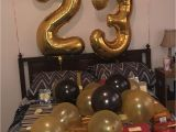 Creative 21st Birthday Party Ideas for Him 23rd Birthday for Boyfriend 23 Gifts with A Note On Each