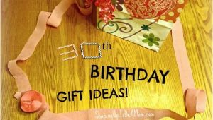 Creative 30th Birthday Gift Ideas for Him 30th Birthday Gift Ideas for My Husband Gift Ftempo