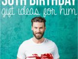Creative 30th Birthday Ideas for Him Picking Out 30th Birthday Gift Ideas isn 39 T Easy Use This