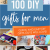 Creative Diy Birthday Gifts for Him Creative Diy Gift Ideas for Men From the Dating Divas