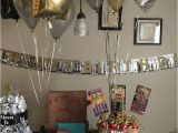 Creative Diy Birthday Gifts for Husband Husband Birthday Surprise Gift Ideas Birthday Surprise