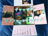 Creative Ideas for Birthday Gifts for Him Quot Our First Anniversary together yet We 39 Re Spending It