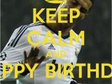 Cristiano Ronaldo Happy Birthday Card Keep Calm and Happy Birthday Cristiano Ronaldo Keep Calm