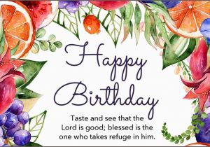 Crosscards Animated Birthday Cards Free Happy Psalm 34 8 Ecard Email