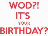 Crossfit Birthday Cards Crossfit Birthday Google Search Happy Birthday