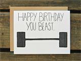 Crossfit Birthday Cards Crossfit Fitness Beachbody Paleo Bulletproof Diet Birthday