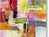 Crossroads Birthday Cards Crossroads Painting by Hailey E Herrera