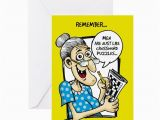 Crossword Birthday Card Crossword Puzzles Greeting Card by Yellowdogcards